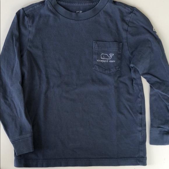 Vineyard Vines Boys Long Sleeve T-Shirt